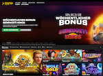 Screenshot vom Energy Casino