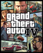 Grand Theft Auto - GTA IV