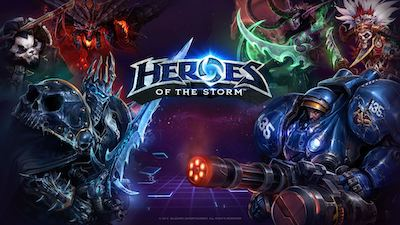 Heroes of the Storm - Screenshot zum Moba Kulthit