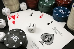 Poker Szenen in Hollywood Filmen