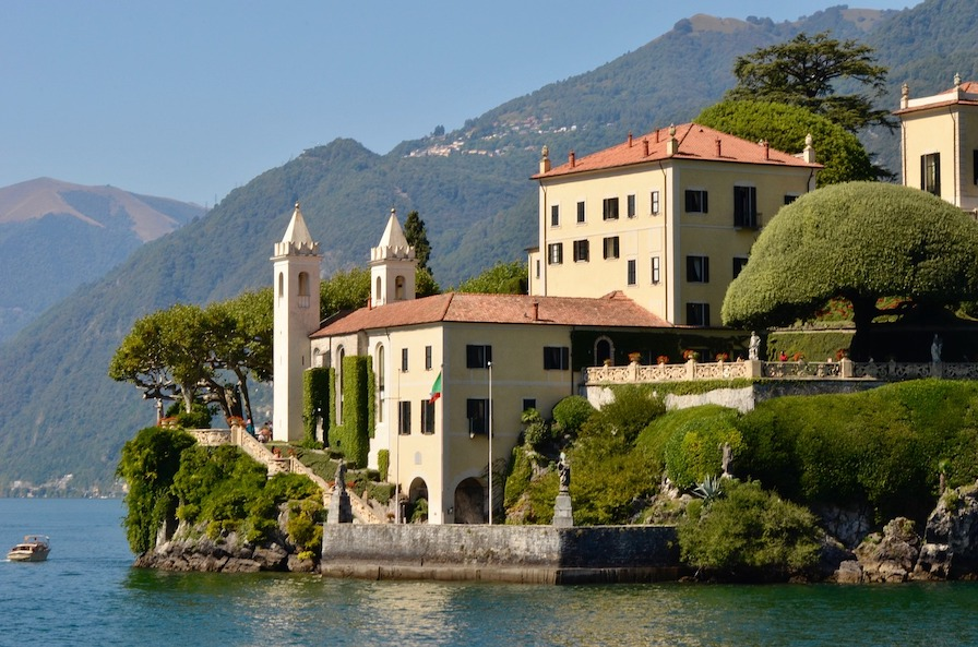 Villa Balbianello in Italien - Drehort von James Bond Casino Royale