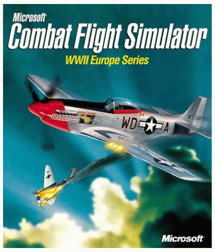 Microsoft Combat Flight Simulator WWII Europe Series – PC