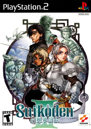 Suikoden III [US Import]