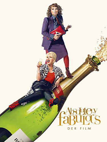 Absolutely Fabulous - Der Film [dt./OV]